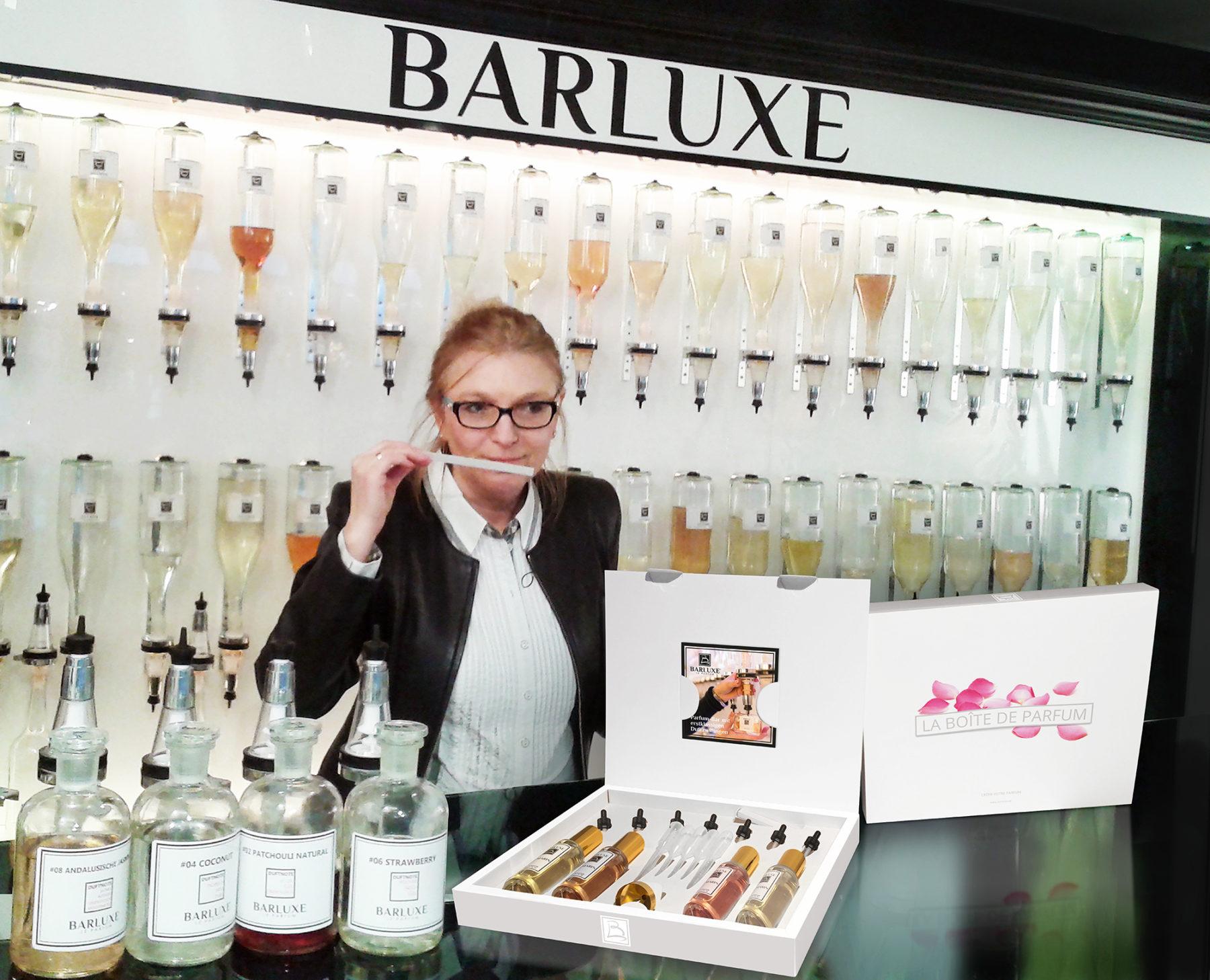 Barluxe Parfumbox Parfumset