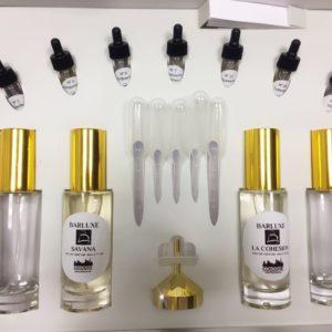 Barluxe Parfum Box Damen Frisch Savana La Cohesion