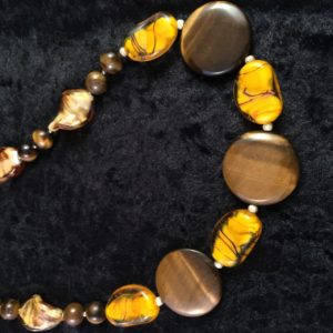 collier-edelstein-murano glass-tigerauge-2