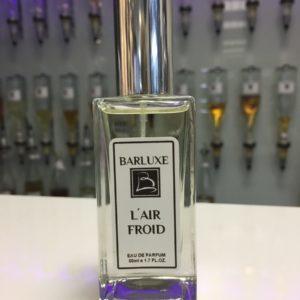 Herren Eau De Parfum L´air Froid Blumig Holzig