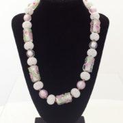 muranoglas-bergkrissstal-gecrushed-rosa-weiss-601